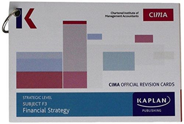 F3 FINANCIAL STRATEGY - REVISION CARDS