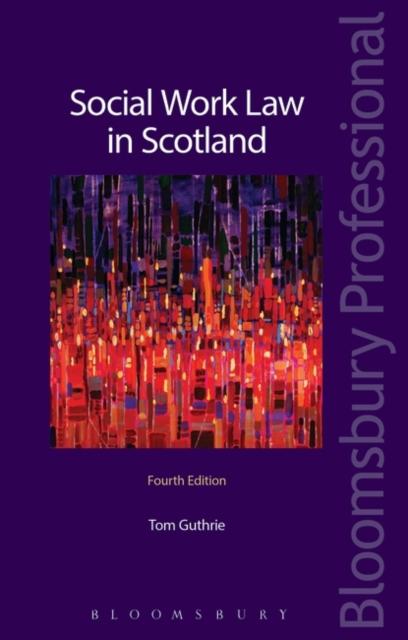 Social Work Law in Scotland