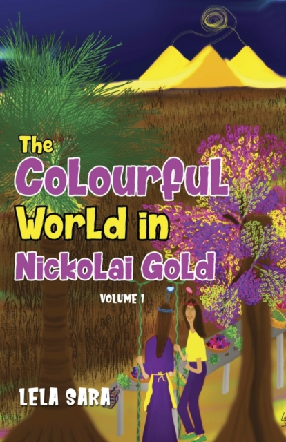 Colourful World In Nickolai Gold
