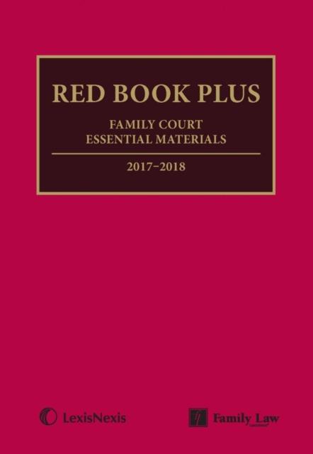 Red Book Plus: Family Court Essential Materials 2017-2018
