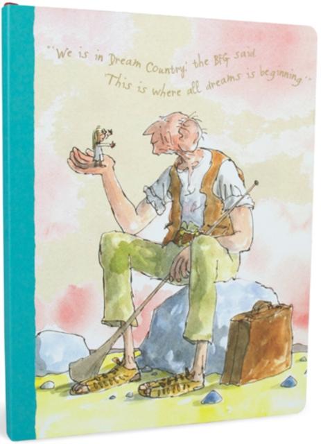 Roald Dahl BFG Journal