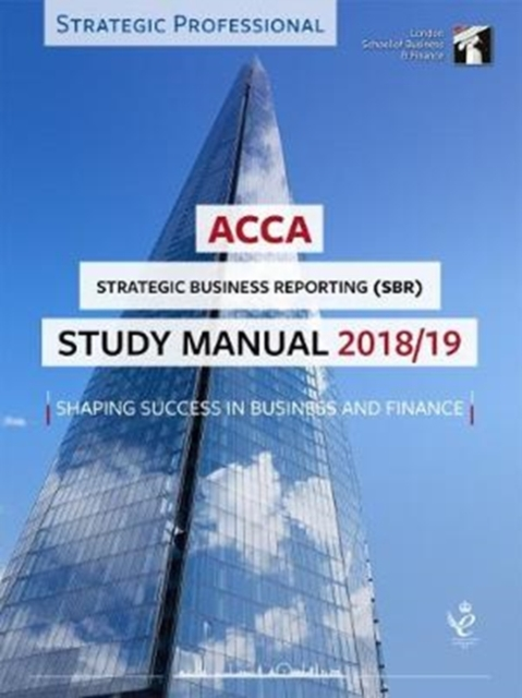 ACCA Strategic Business Reporting Study Manual 2018-19