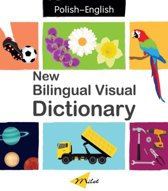 New Bilingual Visual Dictionary English-polish
