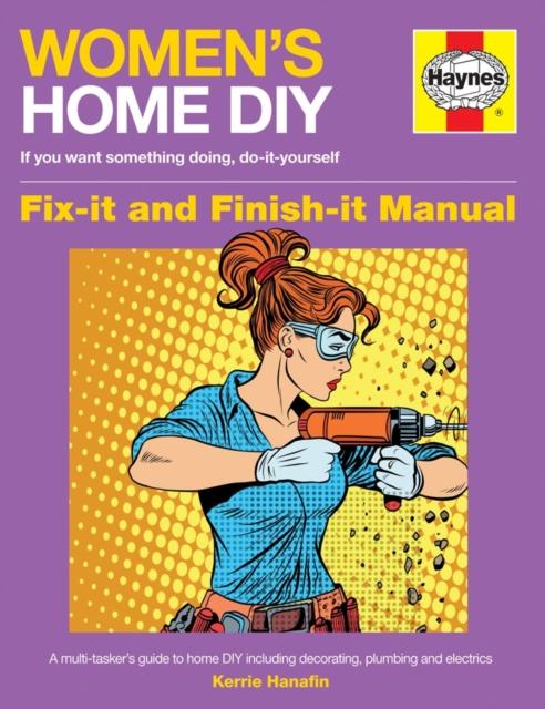 Women's Home DIY Manual