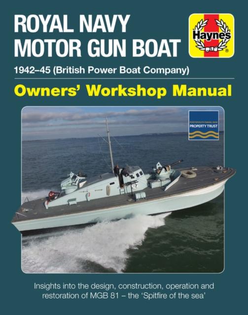 Royal Navy Motor Gun Boat Manual