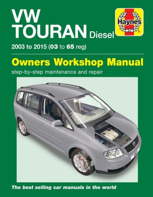 VW Touran Diesel ('03-'15) 03 To 65