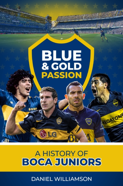 Blue & Gold Passion