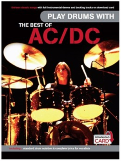 Play Drums with... the Best of Ac/Dc