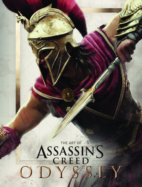 Art of Assassin's Creed Odyssey