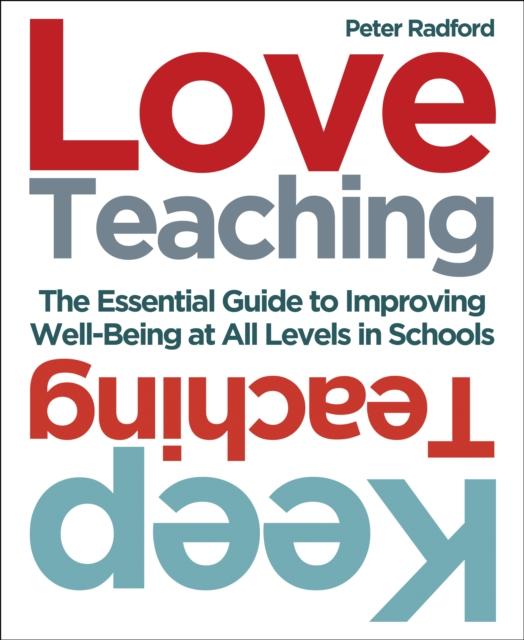 Love Teaching, Keep Teaching