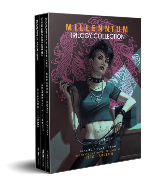 Millennium Trilogy Boxed Set