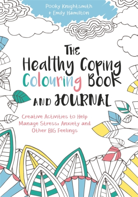 Healthy Coping Colouring Book and Journal
