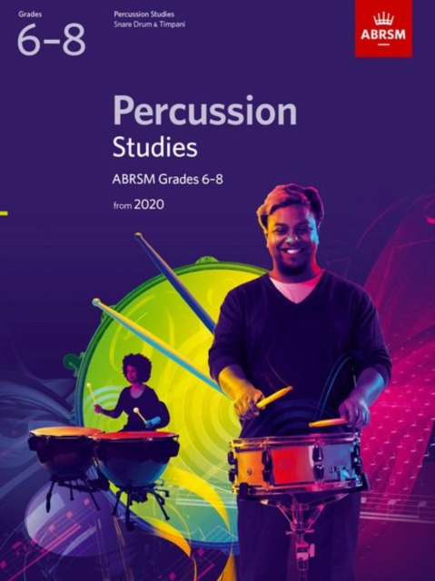 PERCUSSION STUDIES 2020 GRADE 6-8
