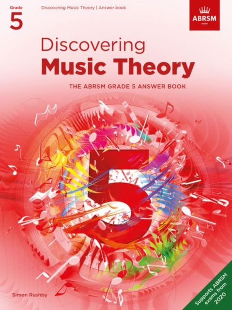 Discovering Music Theory, The ABRSM Grade 5 Answer Book