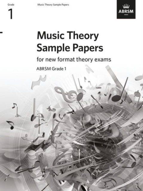 Music Theory Sample Papers, ABRSM Grade 1