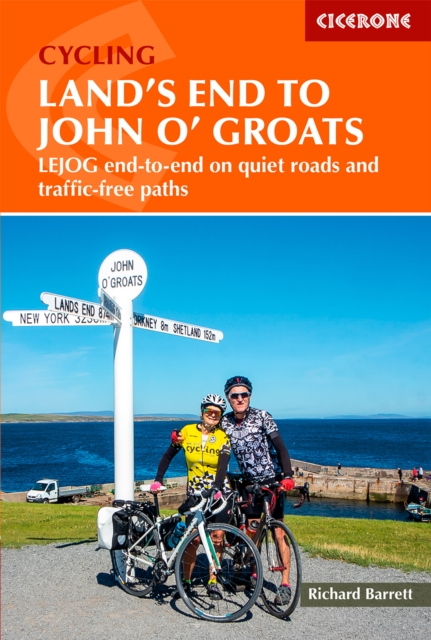 Cycling Land's End to John o' Groats