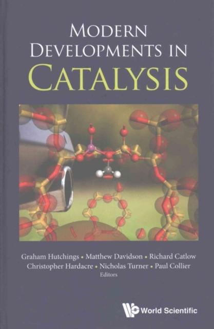 Modern Developments In Catalysis