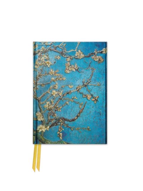 Van Gogh: Almond Blossom (Foiled Pocket Journal)