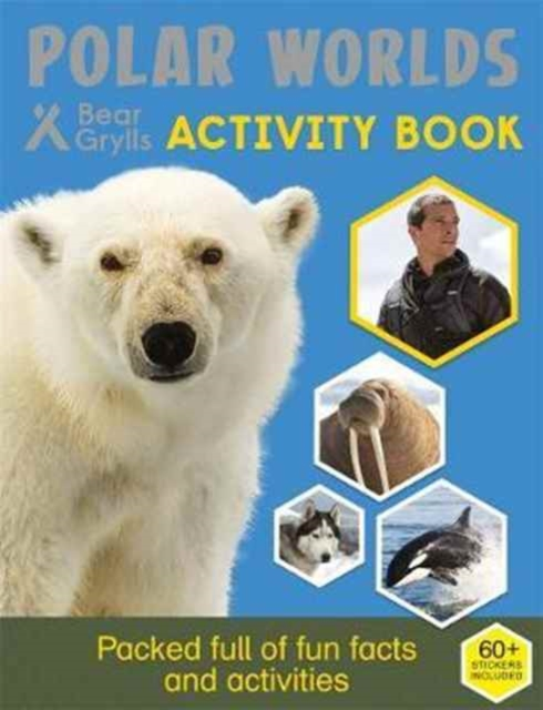 Bear Grylls Sticker Activity: Polar Worlds