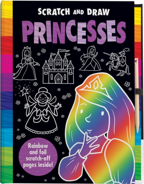 Scratch and Draw Princesses