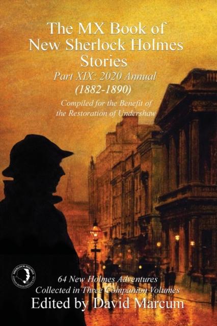MX Book of New Sherlock Holmes Stories Part XIX