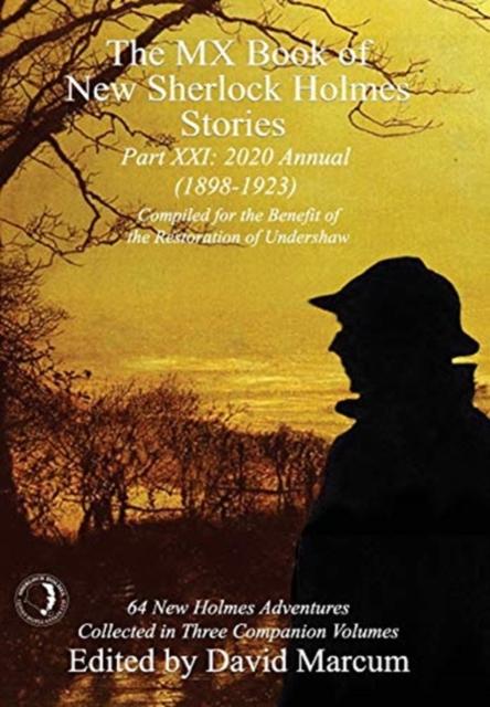 MX Book of New Sherlock Holmes Stories Part XXI