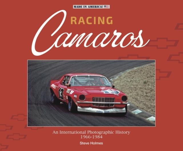 Racing Camaros