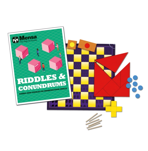 Mensa Riddles & Conundrums Pack