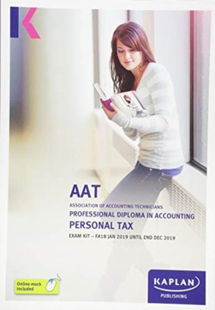 PERSONAL TAX (FA18) - EXAM KIT