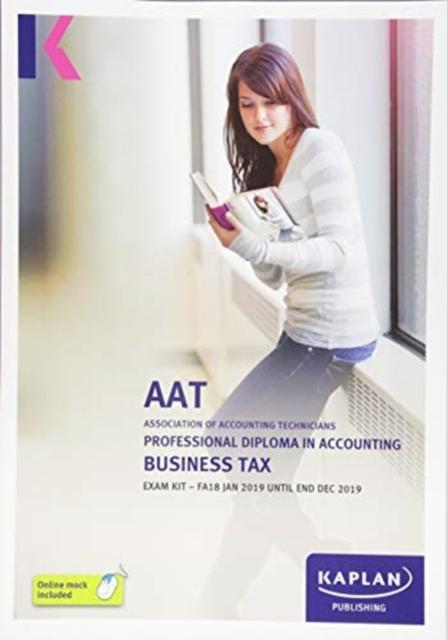 BUSINESS TAX (FA18) - EXAM KIT