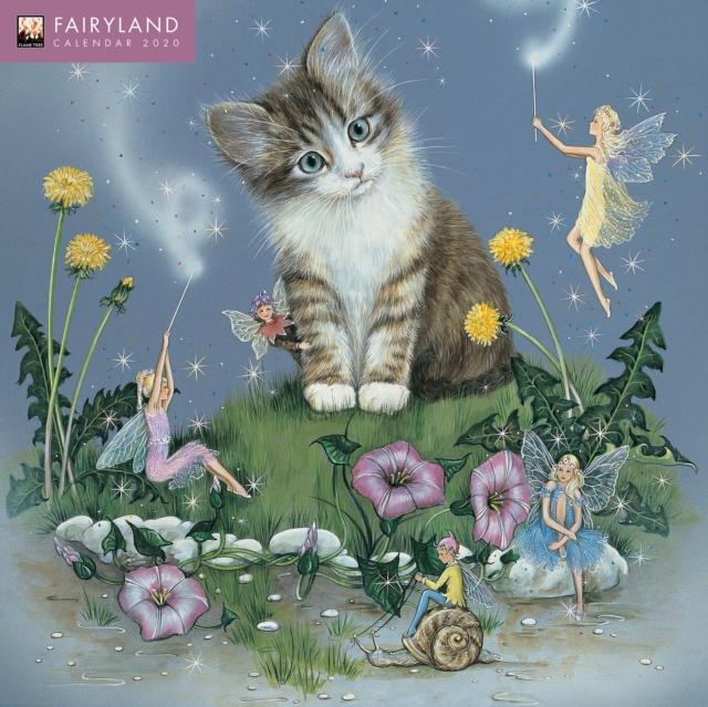 Fairyland Wall Calendar 2020 (Art Calendar)