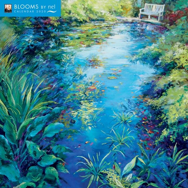 Blooms by Nel Whatmore Wall Calendar 2020 (Art Calendar)