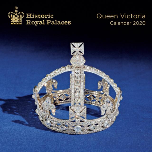 Historic Royal Palaces - Queen Victoria Wall Calendar 2020 (Art Calendar)
