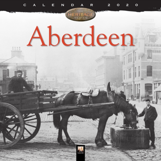 Aberdeen Heritage Wall Calendar 2020 (Art Calendar)
