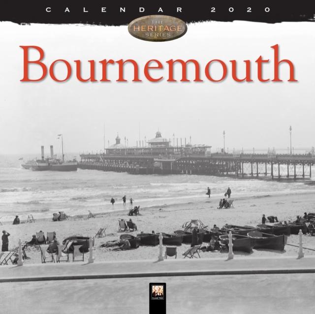 Bournemouth Heritage Wall Calendar 2020 (Art Calendar)