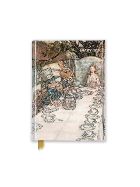 Arthur Rackham: Alice at the Tea Party Pocket Diary 2020
