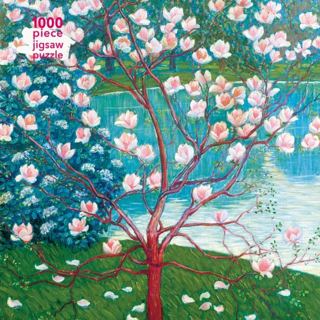 Adult Jigsaw Puzzle Wilhelm List: Magnolia Tree