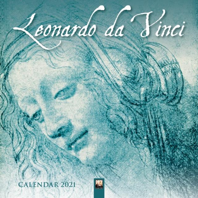 Leonardo Da Vinci Wall Calendar 2021 (Art Calendar)