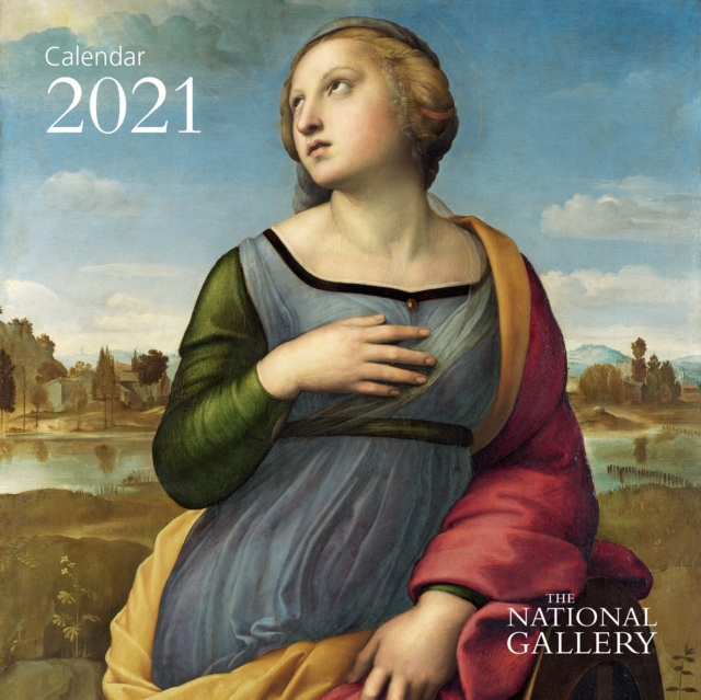 National Gallery - Raphael & Renaissance Artists Wall Calendar 2021 (Art Calendar)