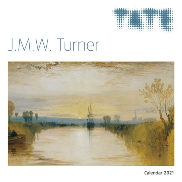 Tate - J.M.W. Turner Wall Calendar 2021 (Art Calendar)