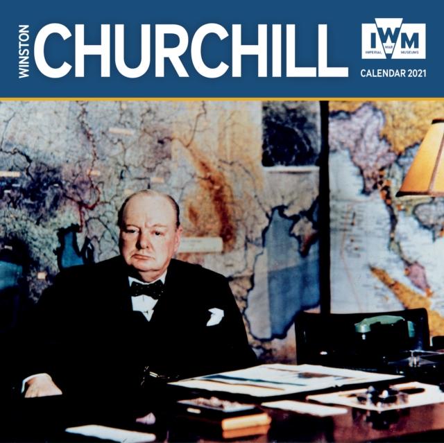 Imperial War Museum - Winston Churchill Wall Calendar 2021 (Art Calendar)
