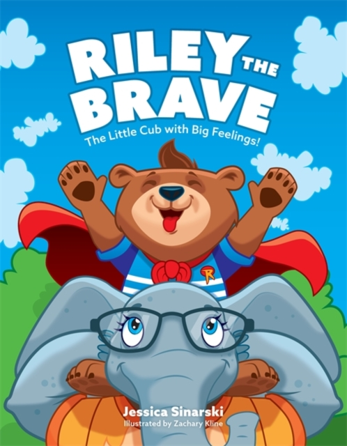 Riley the Brave - The Little Cub with Big Feelings!