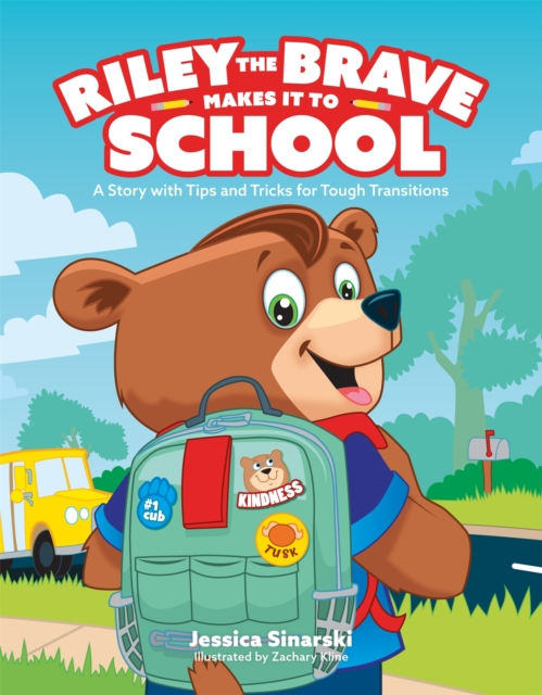 Riley the Brave Makes it to School