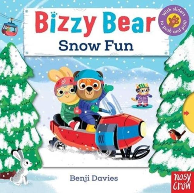 Bizzy Bear: Snow Fun