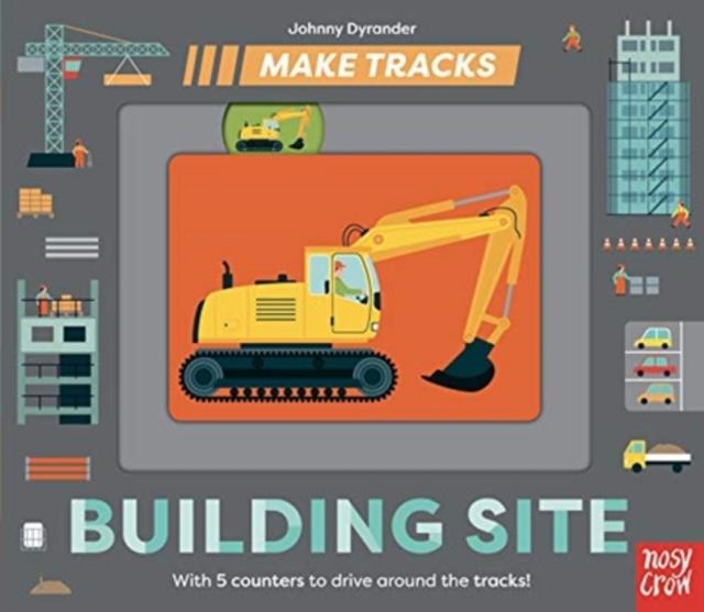 Make Tracks: Building Site