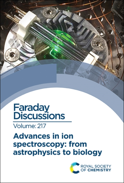 Advances in Ion Spectroscopy - From Astrophysics to Biology