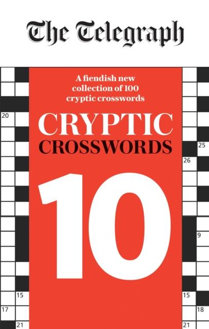 Telegraph Cryptic Crosswords 10