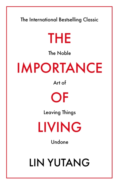 Importance of Living