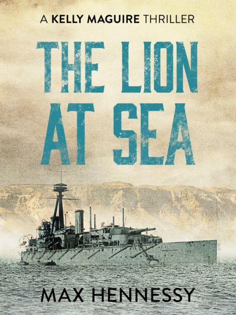 Lion at Sea