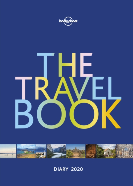 Travel Book Diary 2020